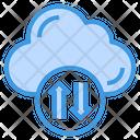 Sync Transfer Arrows Icon