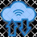Cloud Transfer Icon