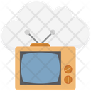 Cloud Transmission Icon