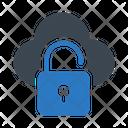 Unlock Cloud Server Icon