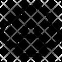 Code Symbol Verification Concept Cloud Computing Icon