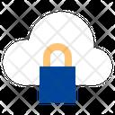 Cloud Unlock Cloud Access Cloud Icon