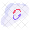 Cloud Update Icon