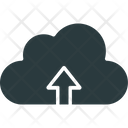 Cloud Computing Cloud Transfer Cloud Upload Icon