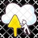 Cloud Upload Cloud Computing Cloud Storage Icon