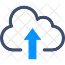 Upload Cloud Upload Cloud Uploading Icon