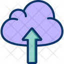 Cloud Storage Upload Cloud Upload Icon