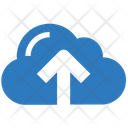 Seo Cloud Upload Icon