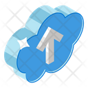 Cloud Upload Cloud Computing Cloud Hosting Icon