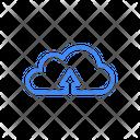 Upload Cloud Storage Icon