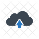 Upload Cloud Storage Icon