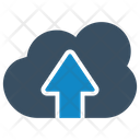 Arrow Cloud Storage Icon
