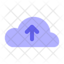 Upload Cloud Ui Icon