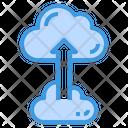 Upload Arrow Up Storage Icon