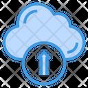 Upload Arrow Up Data Icon