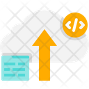 Upload Share Cloud Icon