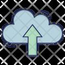 Cloud Upload Cloud Uploading Upload Icon