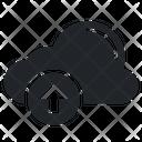 System Uploading Interface Icon