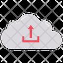 Cloud Upload Cloud Uploading Uploading Icon