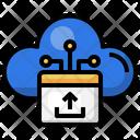 Cloud Upload Upload Data Icon