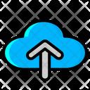 Cloud Upload Cloud Uploading Cloud Icon