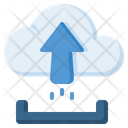 Cloud Upload Upload Storage Icon