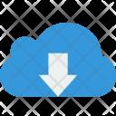 Cloud Upload Arrow Icon