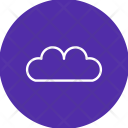 Cloud Upload Sky Icon
