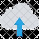 Cloud Uploading Icon