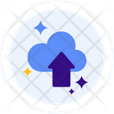 Cloud Uploading Icon