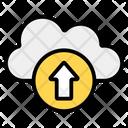 Cloud Uploading Data Uploading Uploading Icon