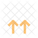 Cloud Uploading Cloud Internet Wireless Internet Icon