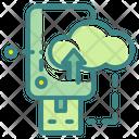 Cloud Usb Drive Icon