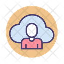 Cloud Client Cloud Client Icon