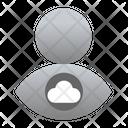 Cloud User Cloud User Icon