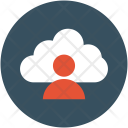 Icloud Cloud Computing Icon