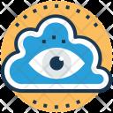 Cloud Vision Icon