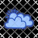 Cloud Warm Icon