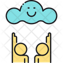 Cloud Watching Icon