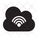 Cloud Wifi Icon