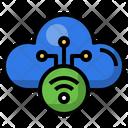 Cloud Wifi Wifi Ui Icon