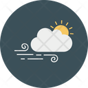 Cloud Wind Air Icon