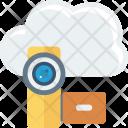 Cloudcamera Livechatting Onlinemultimedia Icon