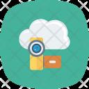 Cloudcamera Livechatting Videocall Icon