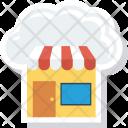 Cloudcomputing Onlineshop Onlineshopping Icon