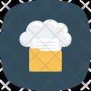 Cloudcomputing Clouddata Cloudfolder Icon