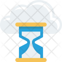 Cloudhourglass Icon