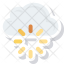 Cloudloading Icon