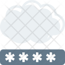 Cloudpassword Cloudsecurity Networkpassword Icon