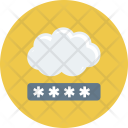 Cloudpassword Icon